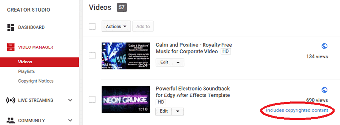 Can You Use Copyrighted Music On YouTube