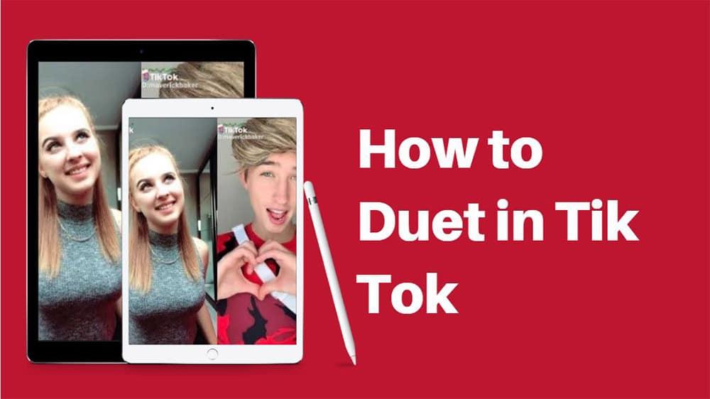 How To Duet On Tiktok