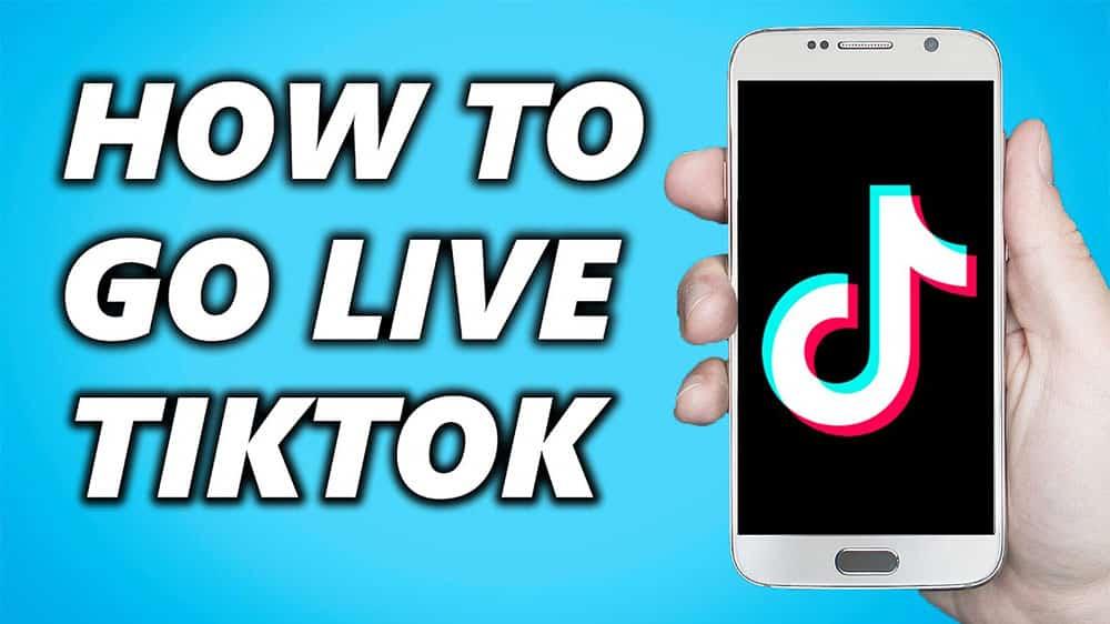 How To Go Live On TikTok